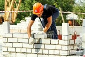 Каменщик (+ бетонные работы)